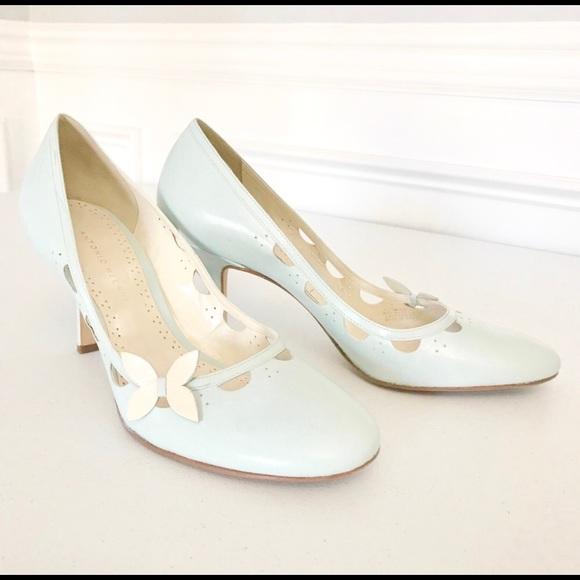6b991bfa40b Top 10 Punto Medio Noticias | Pastel Blue Heels
